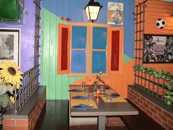 7 Secoli Restaurant Florence