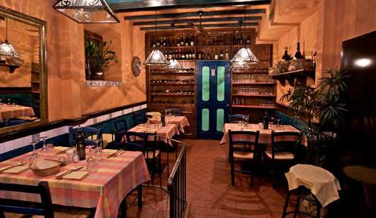 Acqua Cheta Seafood Restaurant Bagno a Ripoli Florence