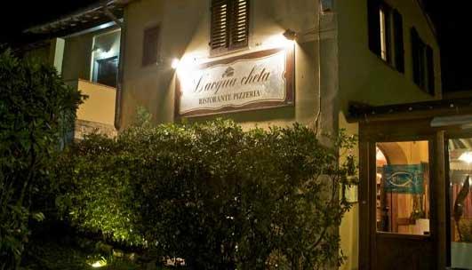 L\'Acqua Cheta Ristorante di Pesce Pizzeria Bagno a Ripoli