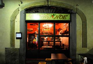 Antico Noé Restaurant Firenze