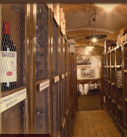 Bucamario ristorante trattoria Firenze