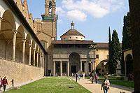 Santa Croce Cloister