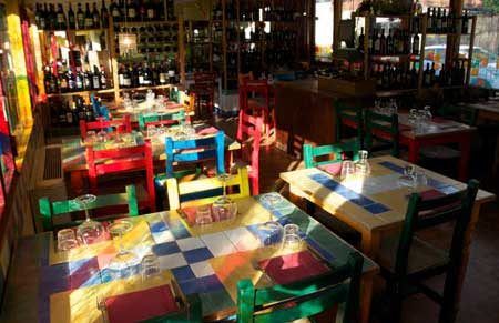 La Beppa Fioraia ristorante pizzeria Florence Firenze