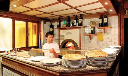 Il Pallaio pizzeria osteria restaurant trattoria Florence