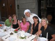 La Giostra tuscan cuisine restaurant Florence Firenze